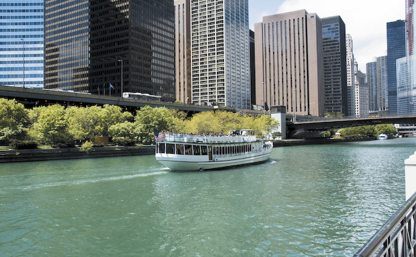 Chicago River Day