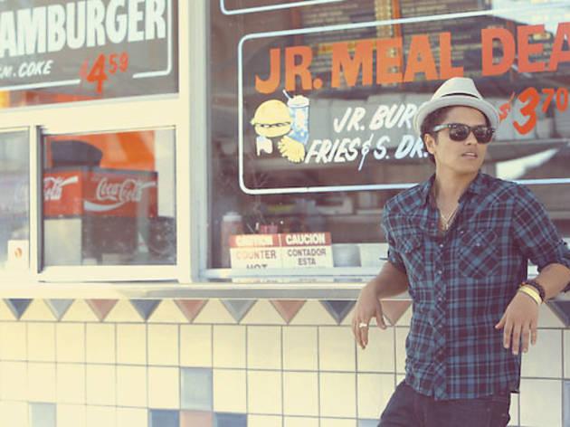 Bruno Mars + Aloe Blacc
