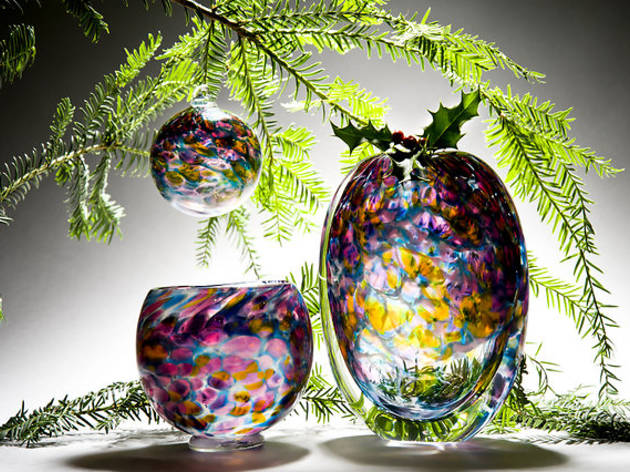 London Glassblowing Studio Christmas Open House and Sale