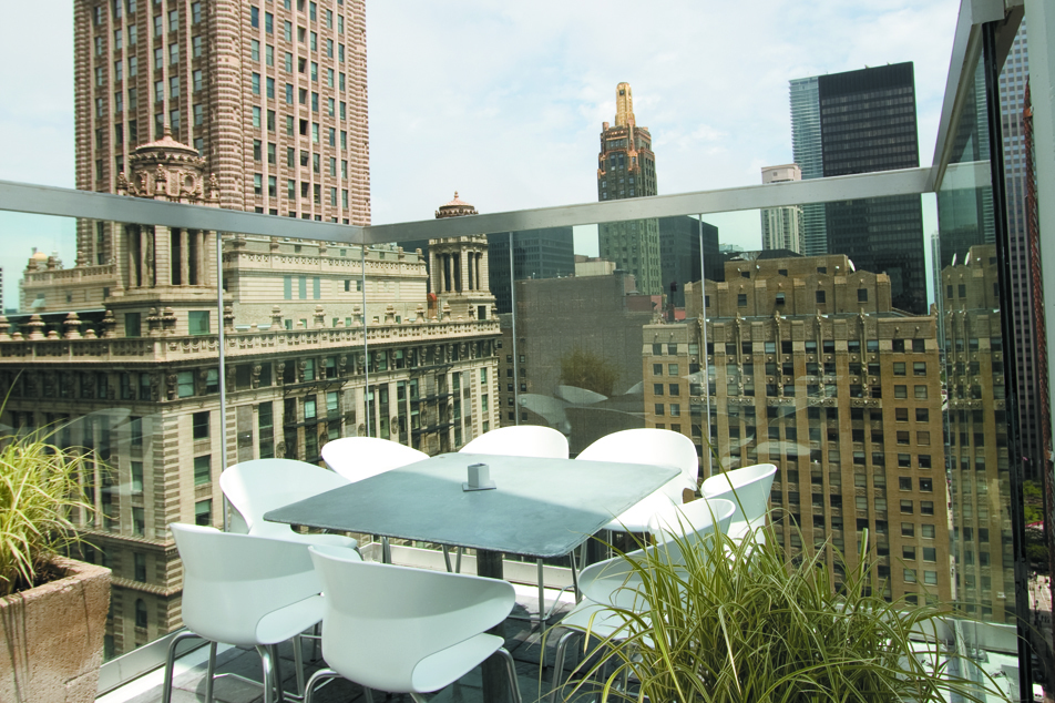 Outdoor alternatives to ROOF at theWit