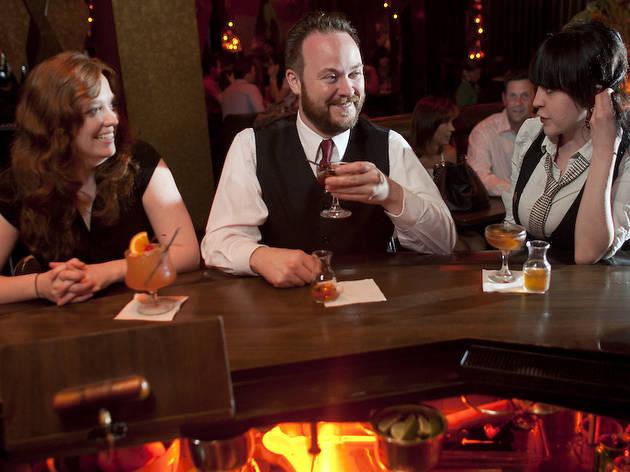 Milwaukee bars