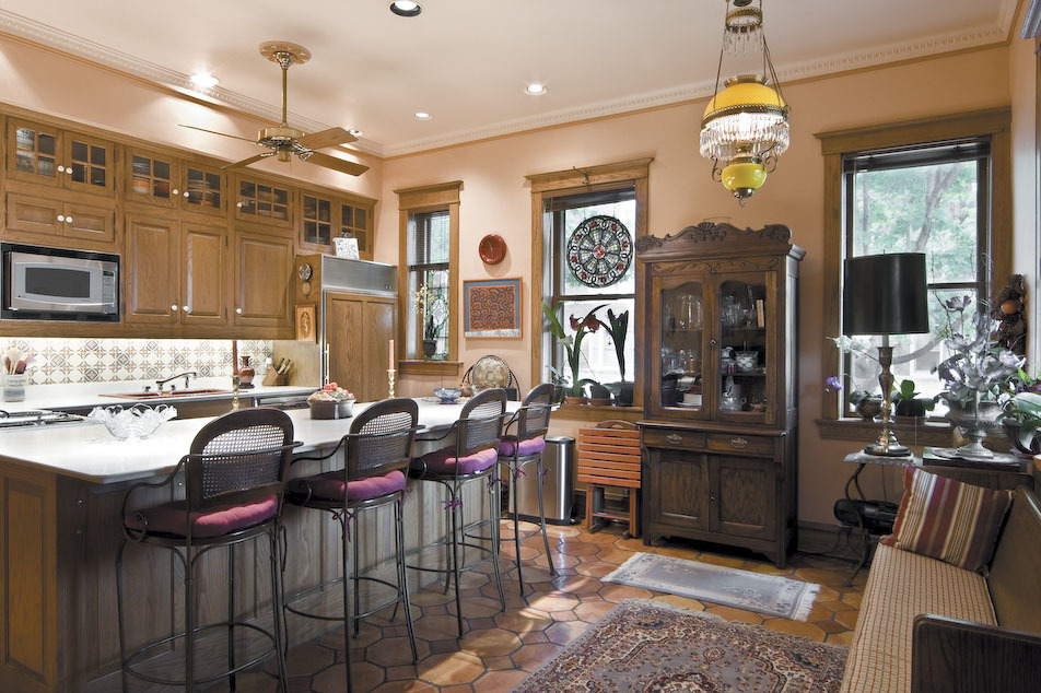 Logan Square mansion