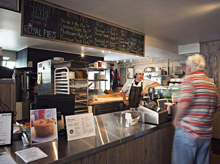 RESTAURANT: Pleasant House Bakery