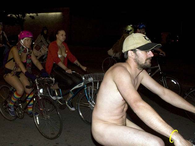 World Naked Bike Ride 2011 photos