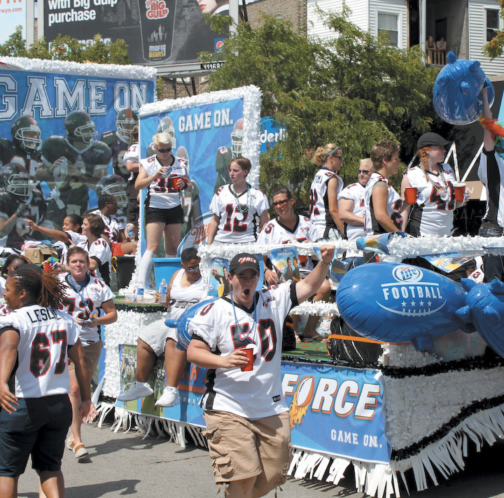2011 Pride Parade preview
