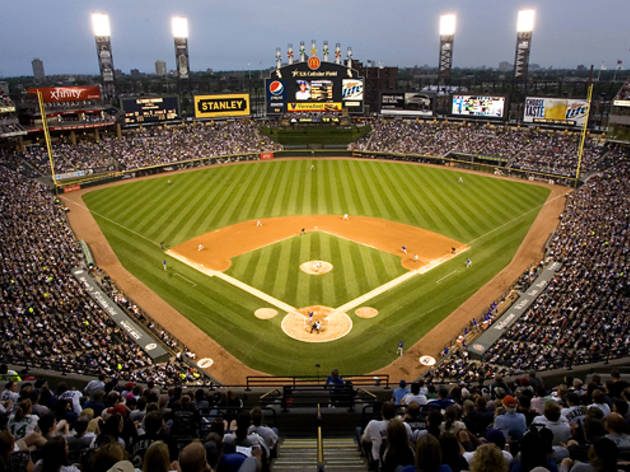Go to a White Sox game