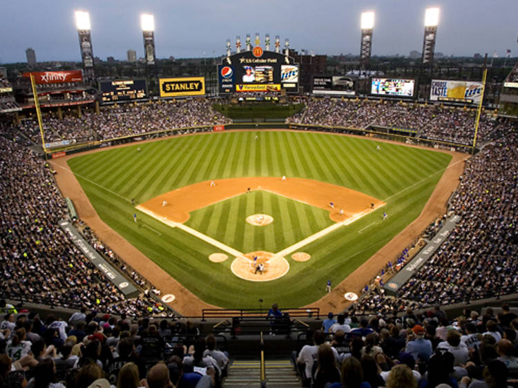 Chicago White Sox: A guide for the baseball fan