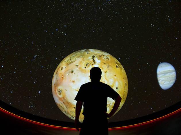 Adler Planetarium Deep Space Adventure