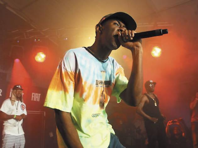 Lollapalooza 2015: Tyler, The Creator + Taco