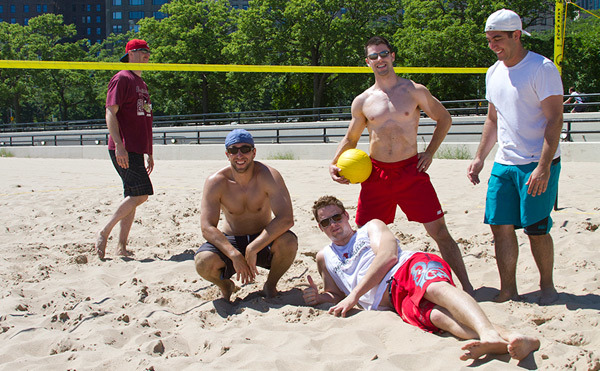 2011: 4th of July at Oak Street Beach