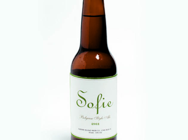 Sofie pairs well with (almost) every food