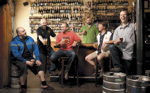 Brewmasters carve out their own styles