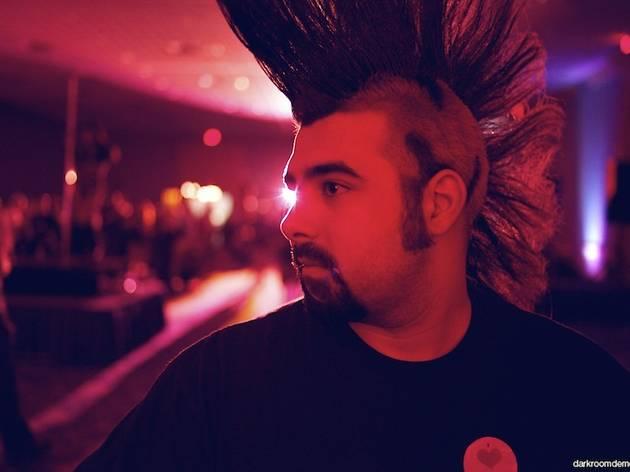 (Photograph: John Tyler Curtis/darkroomdemons.com)