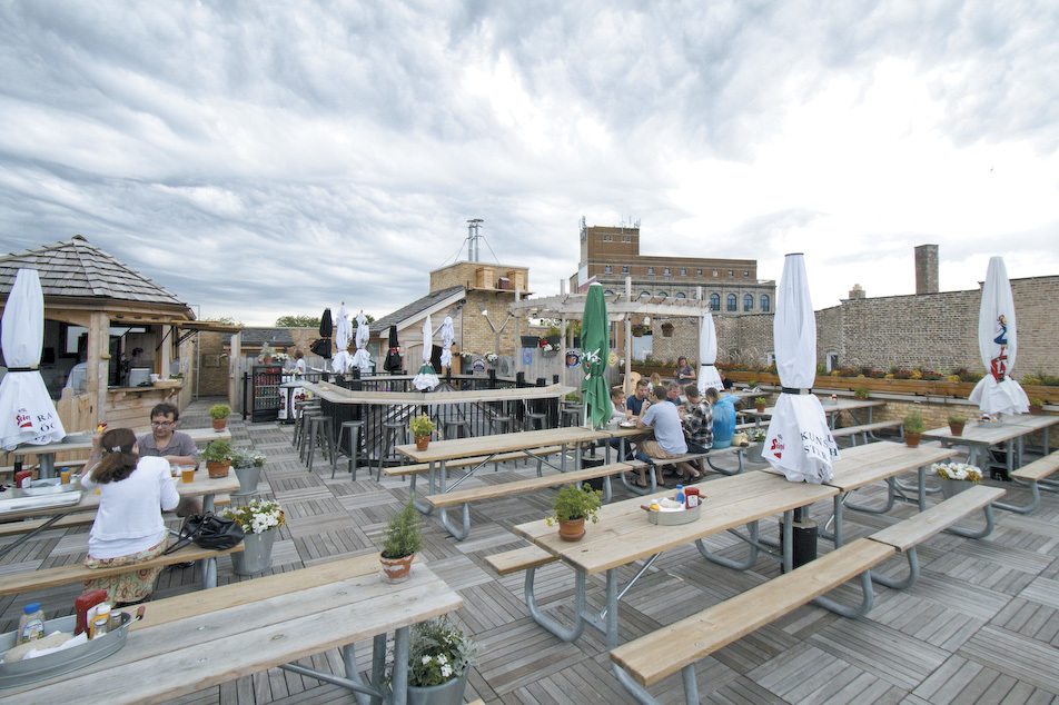 Best beer gardens
