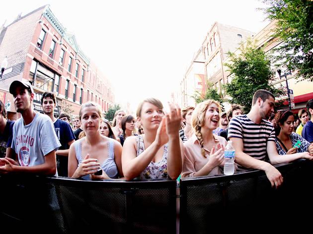Wicker Park Fest 2017 lineup