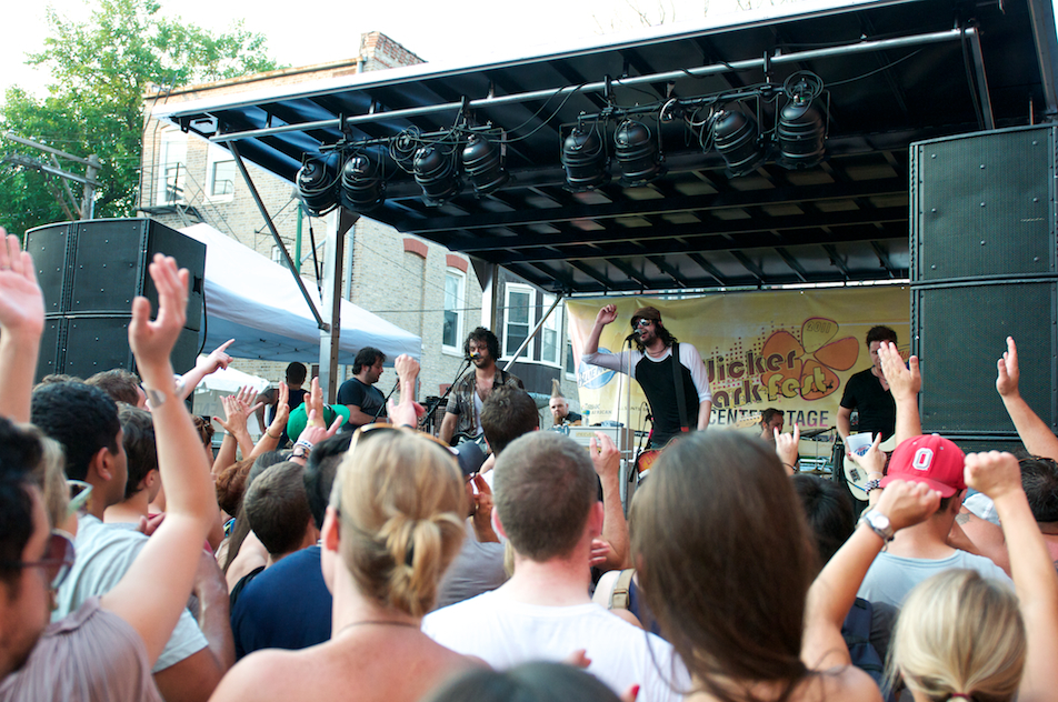 Your guide to Wicker Park Fest