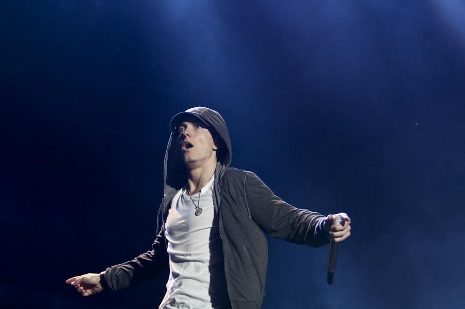 Interview: Eminem on his first Lolla headlining spot