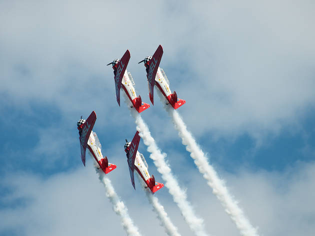 Photos:  Air and Water Show 2011