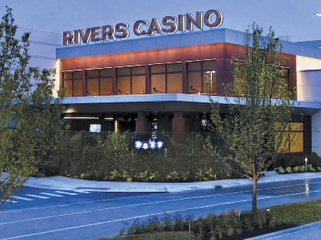 (Photograph: Courtesy of Rivers Casino)