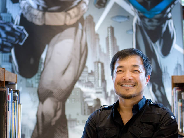 Justice League artist Jim Lee | Interview