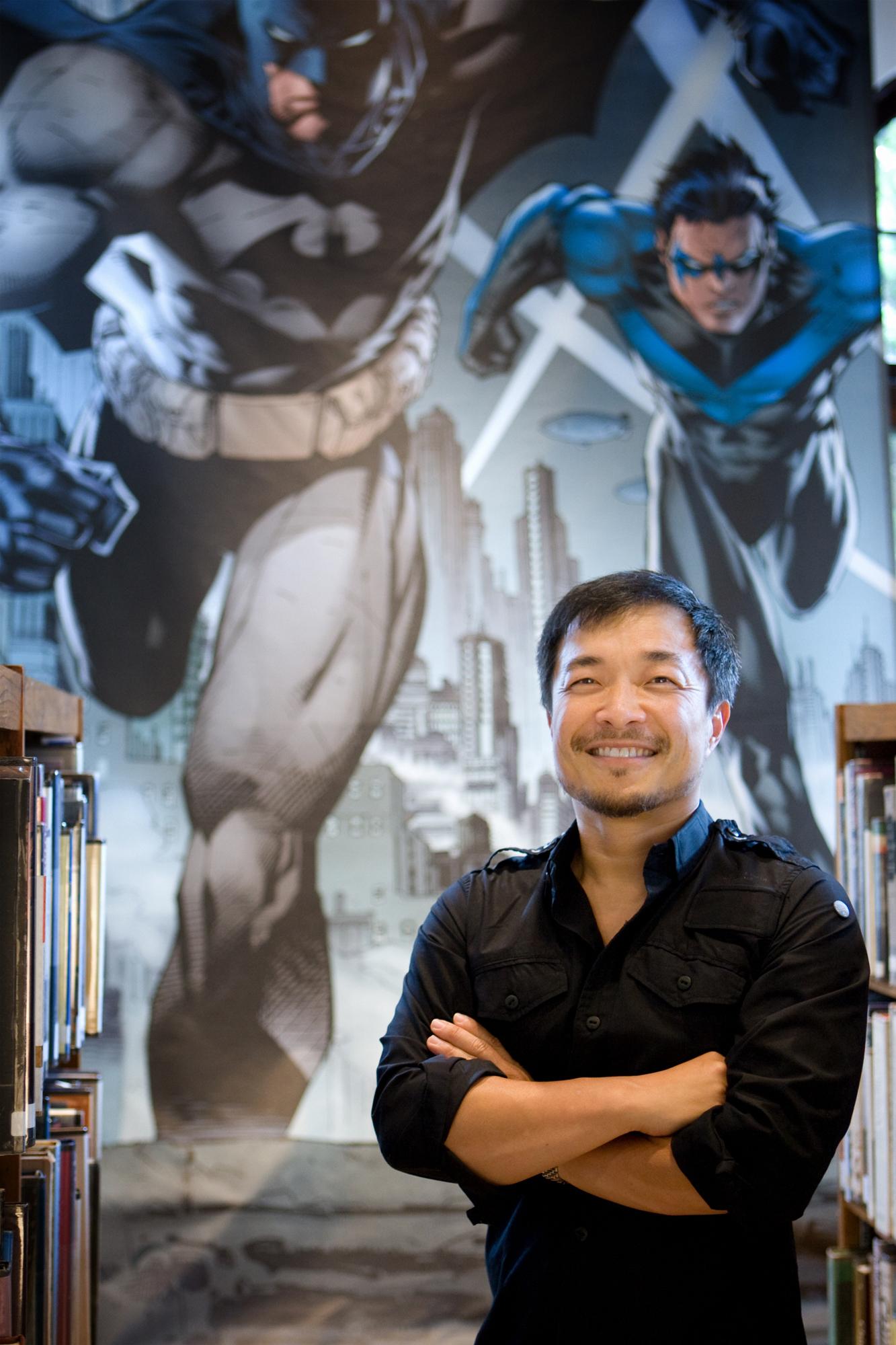 Justice League artist Jim Lee | Interview