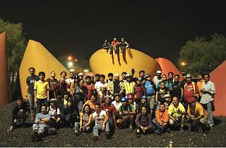 Rodada Bici-Cinema Ruta de la Amistad