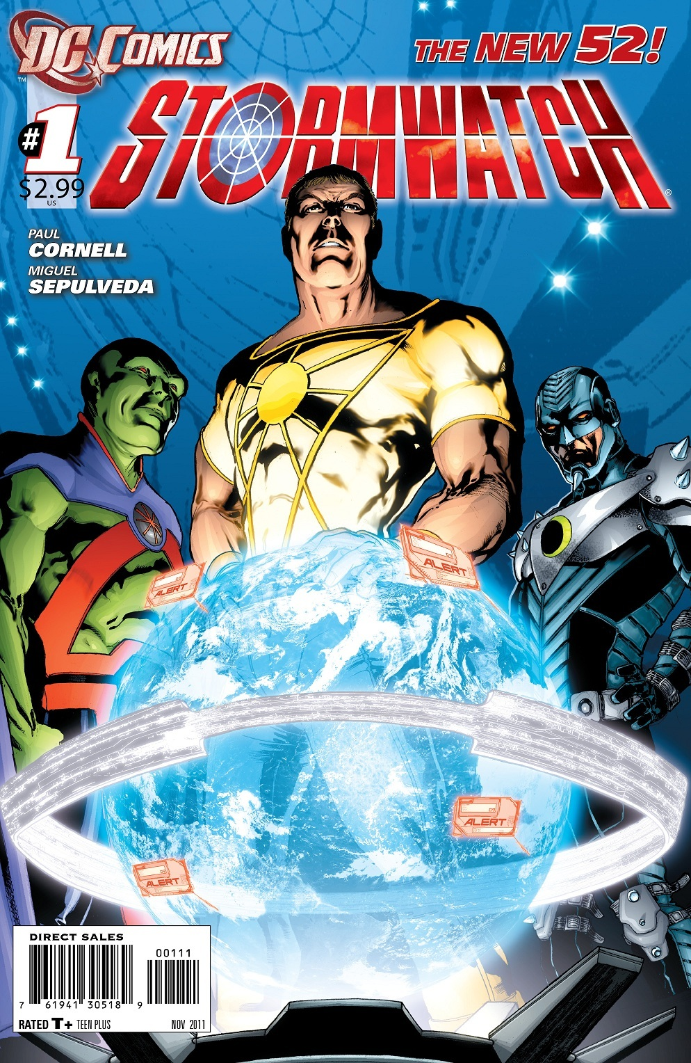 Review | Stormwatch #1