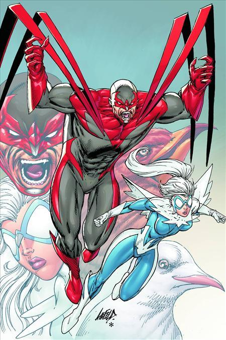 Review | Hawk & Dove #1