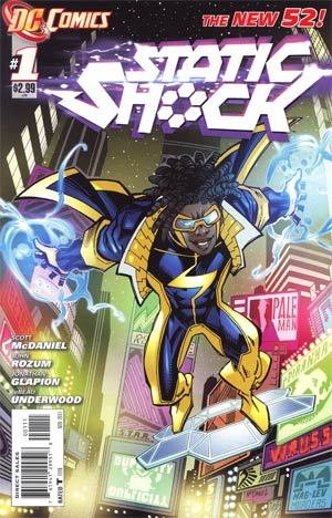 Review | Static Shock #1