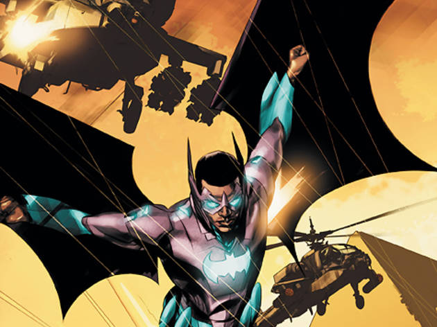 Review | Batwing #1