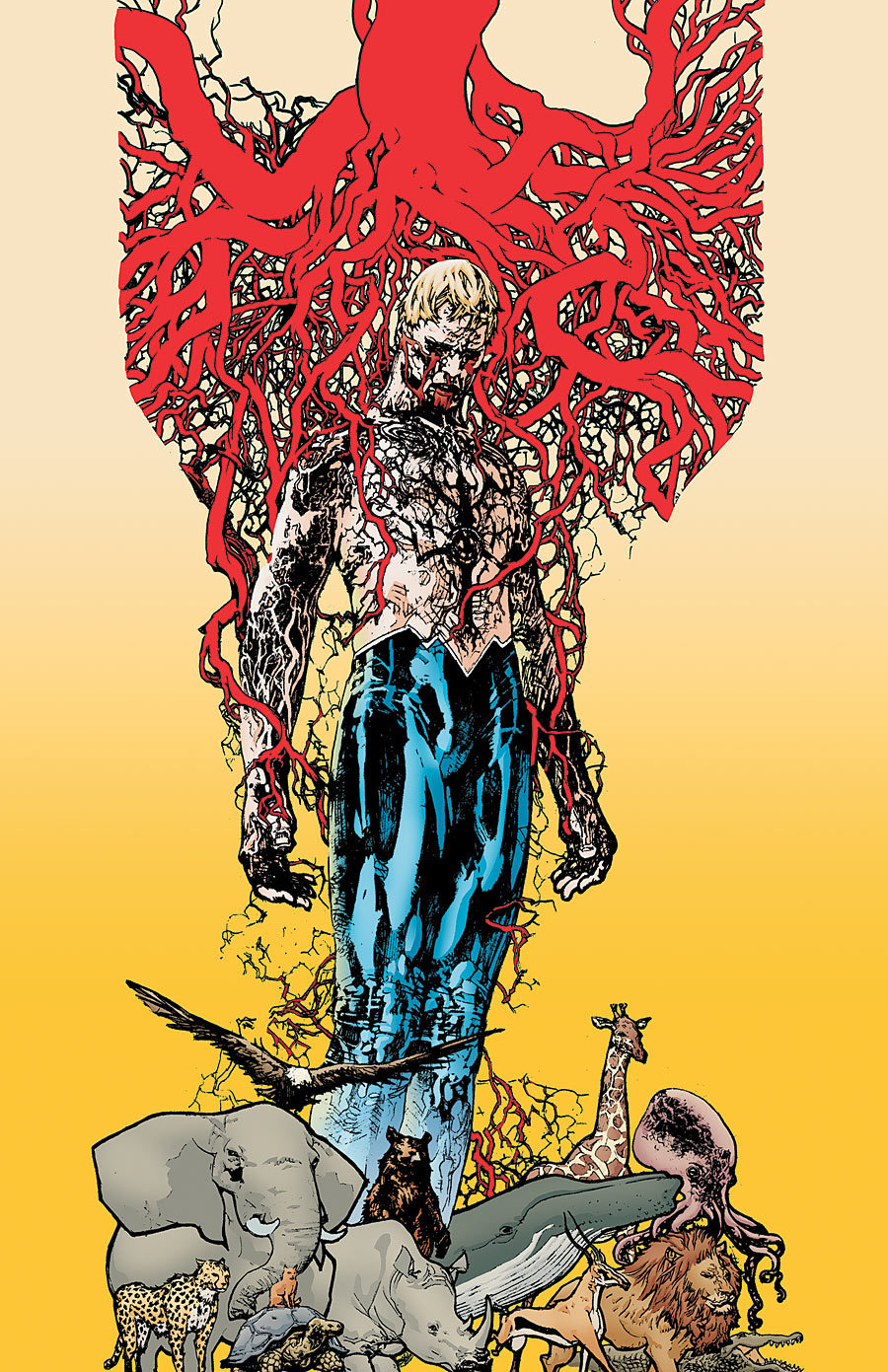 Review | Animal Man #1