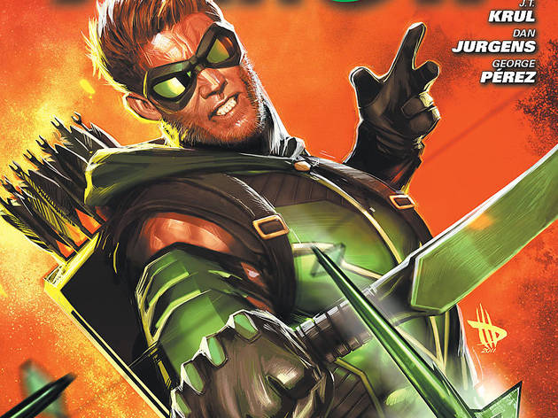 Review | Green Arrow #1