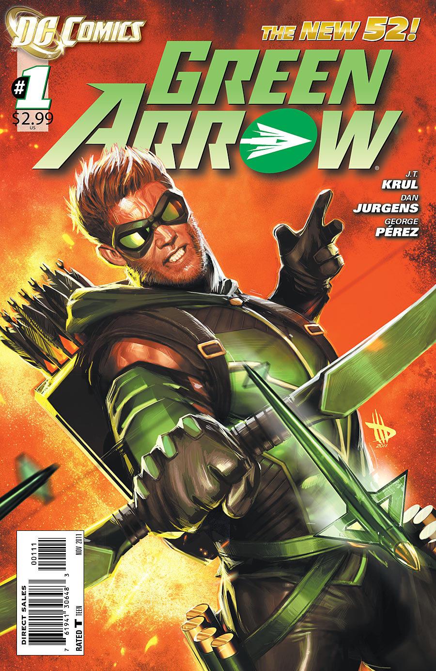 Review | Green Arrow #1