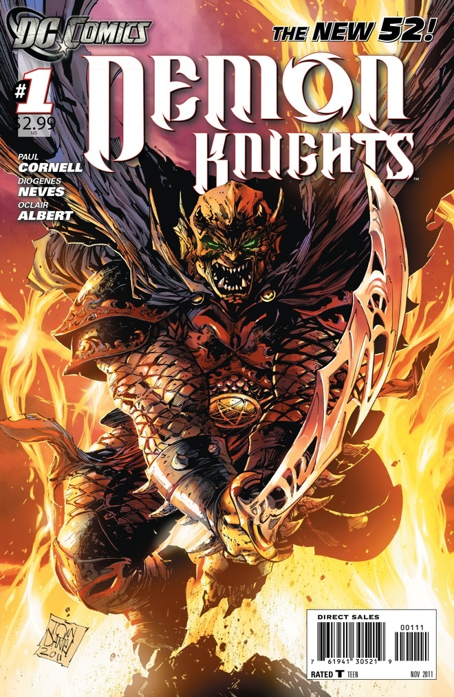 Review | Demon Knights #1