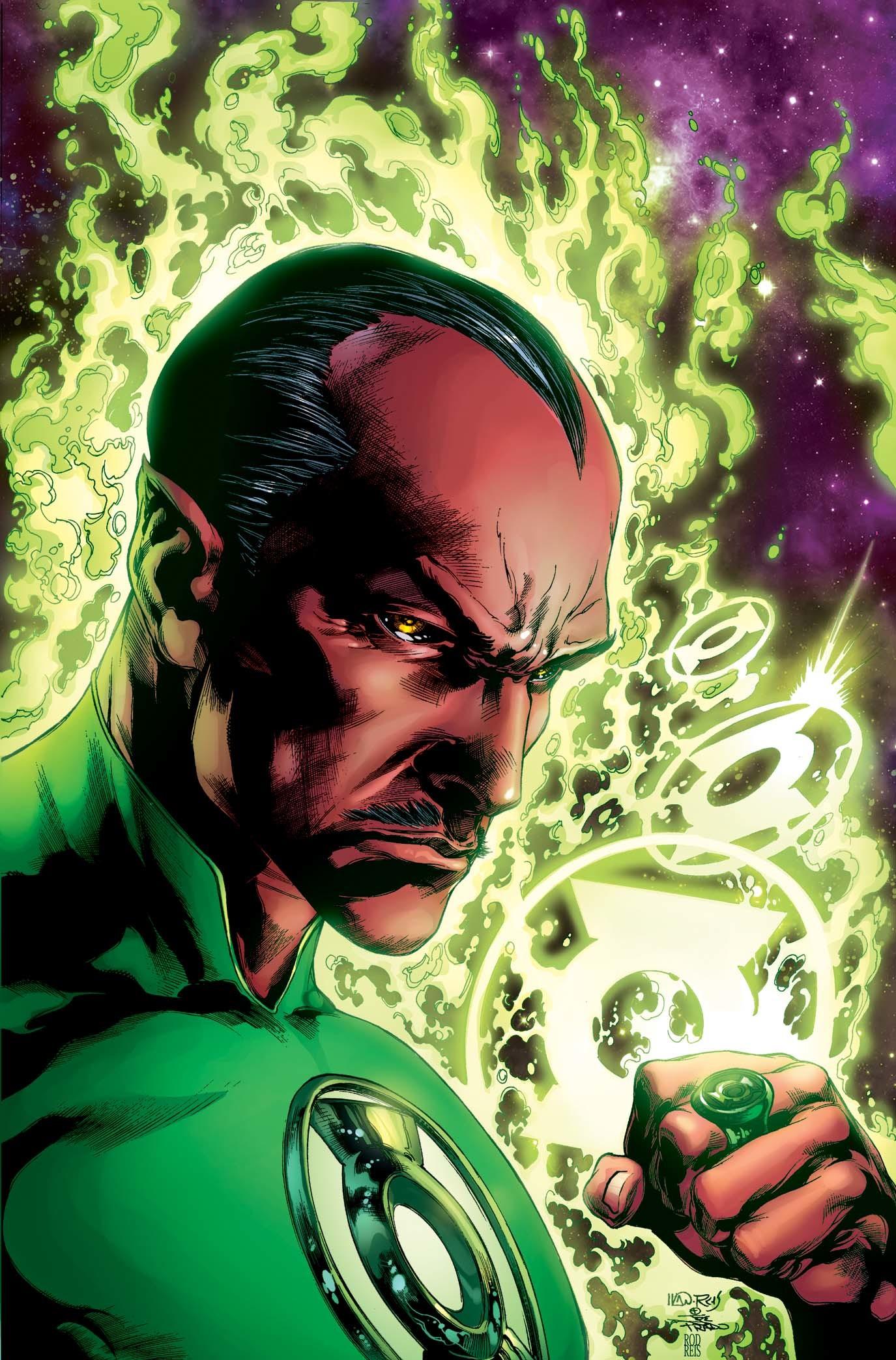 Review | Green Lantern #1