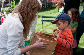 Garfield Park Conservatory Harvest Day Festival