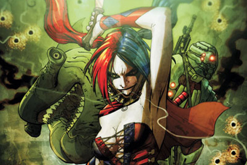 Review | Suicide Squad #1