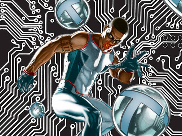 Review | Mister Terrific #1