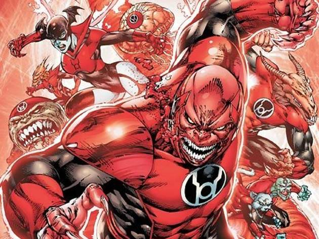 Review | Red Lanterns #1