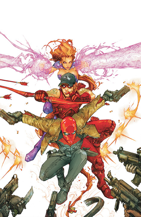 Review | Red Hood and the Outlaws #1