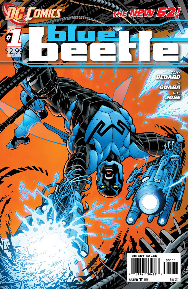 Review | Blue Beetle #1