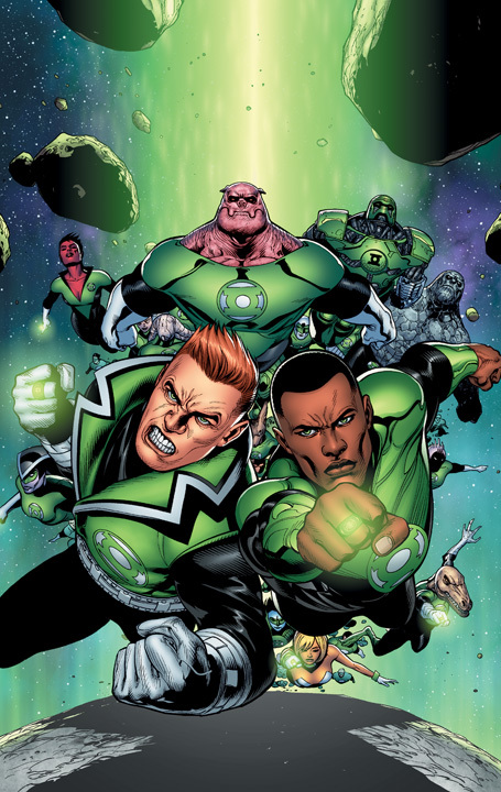 Review | Green Lantern Corps #1