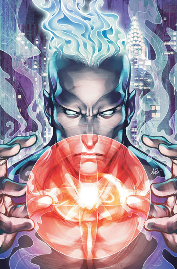 Review | Captain Atom #1