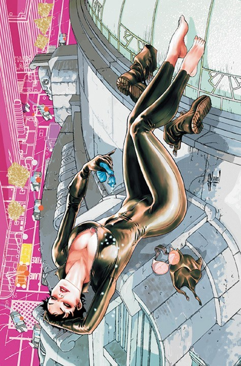 Review | Catwoman #1