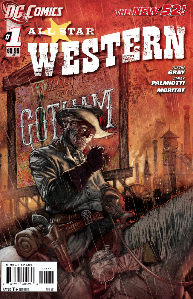 Roundtable Review | All Star Western #1