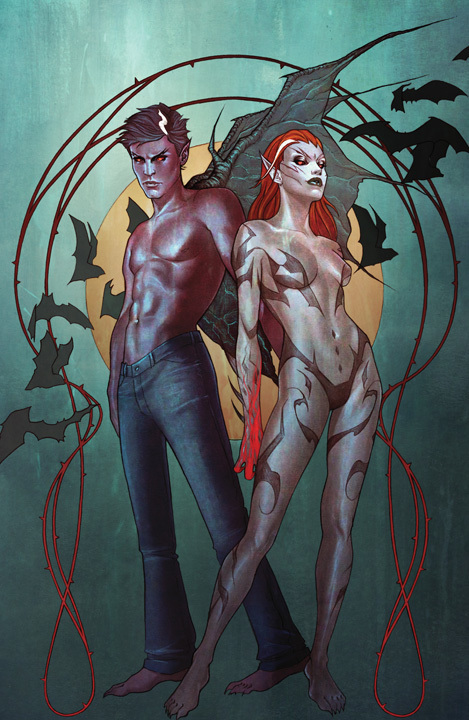 Review | I, Vampire #1
