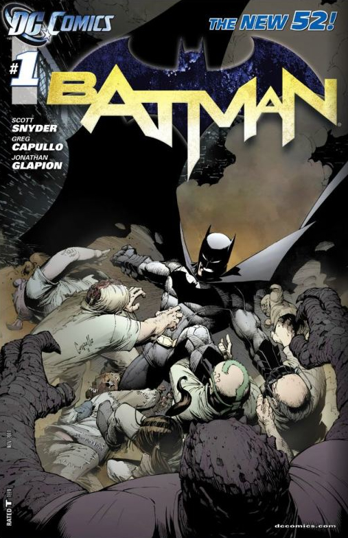 Review | Batman #1