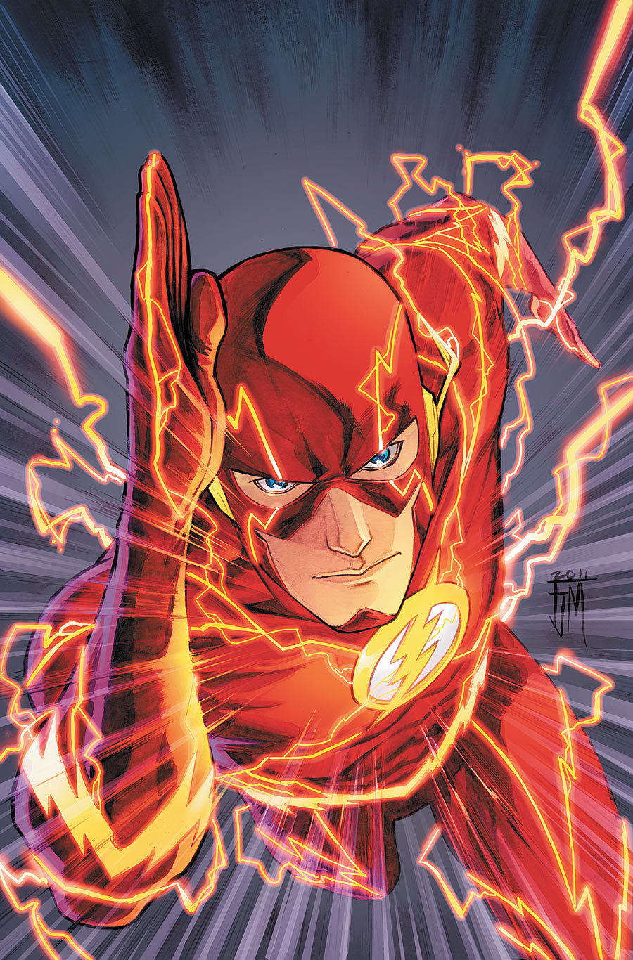 Review | The Flash #1