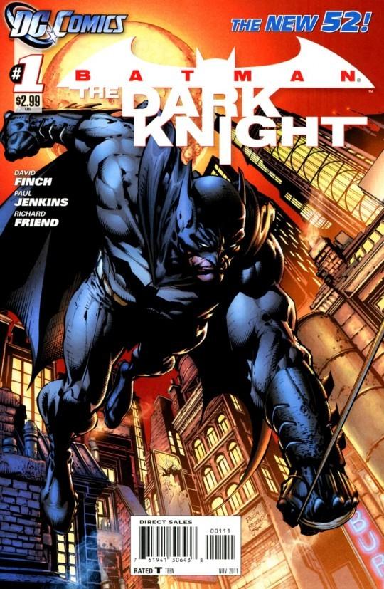 Review | Batman: The Dark Knight #1