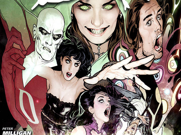 Review | Justice League Dark #1